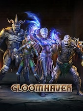 Gloomhaven (PC) - Steam Key - GLOBAL