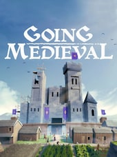 Going Medieval (PC) - Steam Key - GLOBAL