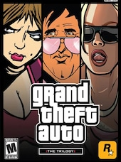 Grand Theft Auto The Trilogy Steam Key GLOBAL