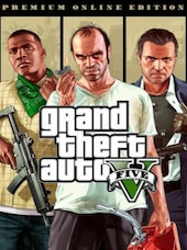 Grand Theft Auto V: Premium Online Edition (PC) - Rockstar Key - GLOBAL