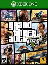 Grand Theft Auto V (Xbox One) - Xbox Live Key - GLOBAL