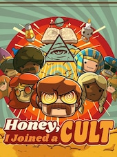 Honey, I Joined a Cult (PC) - Steam Key - GLOBAL