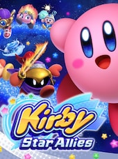 Kirby Star Allies Nintendo Key Nintendo Switch EUROPE