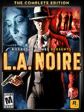 L.A. Noire: Complete Edition Steam Key GLOBAL