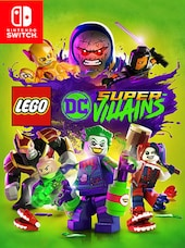 LEGO DC Super-Villains (Nintendo Switch) - Nintendo Key - EUROPE