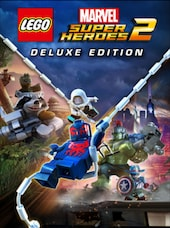 LEGO Marvel Super Heroes 2 | Deluxe Edition (PC) - Steam Key - GLOBAL