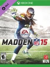 Madden NFL 15 3 Ultimate Team Packs Xbox Live Key GLOBAL
