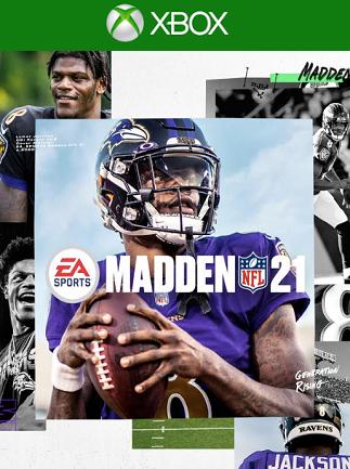 Madden NFL 21 (Xbox One) - Xbox Live Key - UNITED STATES