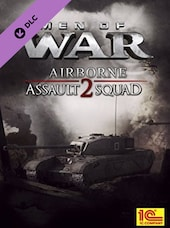 Men of War: Assault Squad 2 - Airborne Steam Key GLOBAL