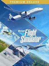 Microsoft Flight Simulator | Premium Deluxe (PC) - Microsoft Key - EUROPE