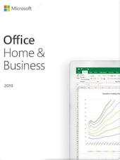 Microsoft Office Home & Business 2019 PC Microsoft Key GLOBAL