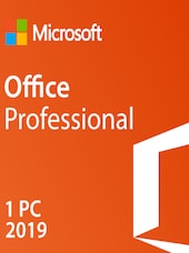 Microsoft Office Professional 2019 (PC) - Microsoft Key - GLOBAL