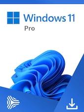 Microsoft Windows 11 Pro (PC) - Microsoft Key - GLOBAL