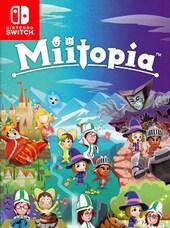 Miitopia (Nintendo Switch) - Nintendo Key - UNITED STATES