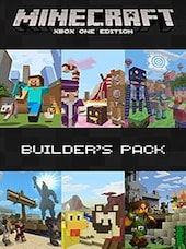 Minecraft - Builder´s pack Xbox Live GLOBAL