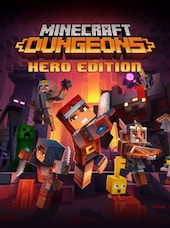 Minecraft: Dungeons | Hero Edition (PC) - Microsoft Key - GLOBAL