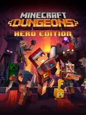 Minecraft: Dungeons | Hero Edition (PC) - Microsoft Key - TURKEY