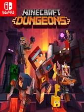 Minecraft: Dungeons (Nintendo Switch) - Nintendo Key - UNITED STATES