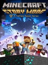 Minecraft: Story Mode - A Telltale Games Series (PC) - Steam Key - GLOBAL