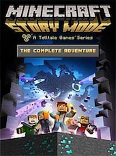 Minecraft: Story Mode - The Complete Adventure (Episodes 1-8) Xbox One Xbox Live Key GLOBAL