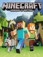 Minecraft: Windows 10 Edition (PC) - Microsoft Key - GLOBAL