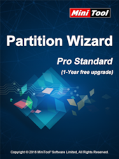 MiniTool Partition Wizard Pro 1 Year MiniTool Solution Key GLOBAL