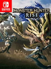 Monster Hunter Rise (Nintendo Switch) - Nintendo Key - EUROPE
