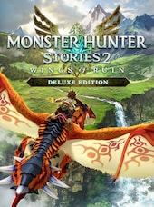 Monster Hunter Stories 2: Wings of Ruin | Deluxe Edition (PC) - Steam Key - GLOBAL