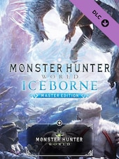 Monster Hunter World: Iceborne | Master Edition (PC) - Steam Key - GLOBAL