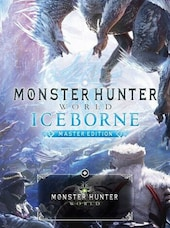 Monster Hunter World: Iceborne | Master Edition (PC) - Steam Key - GLOBAL