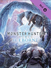 Monster Hunter World: Iceborne (PC) - Steam Key - GLOBAL