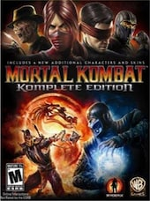 Mortal Kombat: Komplete Edition Steam Key GLOBAL