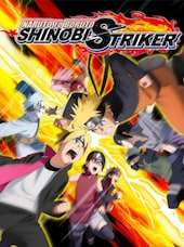 NARUTO TO BORUTO: SHINOBI STRIKER Deluxe Edition Steam Key GLOBAL