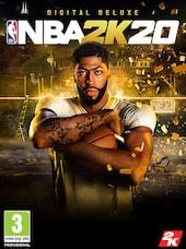 NBA 2K20 Digital Deluxe (PC) - Steam Key - RU/CIS