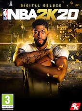 NBA 2K20 Digital Deluxe (Xbox One) - Key - UNITED STATES