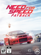 Need For Speed Payback Xbox Live Key Xbox One GLOBAL