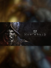 New World (Deluxe Edition) - Steam Gift - GLOBAL