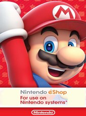 Nintendo eShop Card 25 EUR Nintendo EUROPE