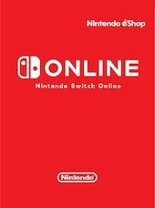 Nintendo Switch Online Individual Membership 3 Months MEXICO