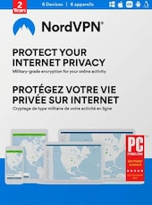 NordVPN VPN Service (PC, Android, Mac, iOS) 6 Devices, 2 Years - NordVPN Key - GLOBAL