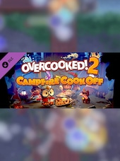 Overcooked! 2 - Campfire Cook Off Steam Key GLOBAL