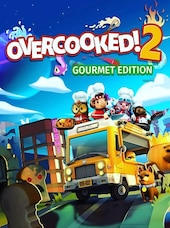 Overcooked! 2 | Gourmet Edition (PC) - Steam Key - GLOBAL