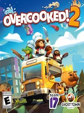 Overcooked! 2 (PC) - Steam Gift - EUROPE