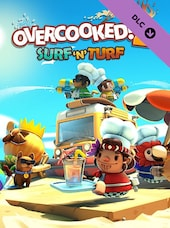 Overcooked! 2 - Surf 'n' Turf (PC) - Steam Key - GLOBAL