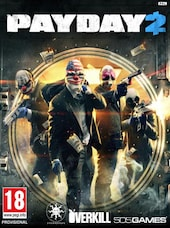 PAYDAY 2 Steam Key GLOBAL