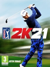 PGA TOUR 2k21 (PC) - Steam Key - GLOBAL