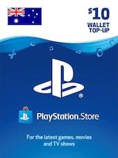 PlayStation Network Gift Card 10 AUD PSN AUSTRALIA