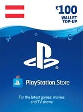 PlayStation Network Gift Card 100 EUR - PSN Key - AUSTRIA