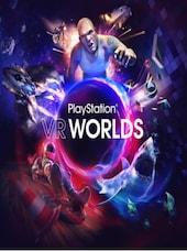 PlayStation VR Worlds PSN Key EUROPE
