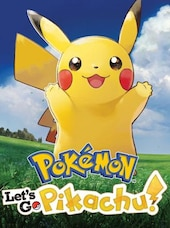 Pokémon: Let's Go, Pikachu! Nintendo Switch Nintendo Key NORTH AMERICA